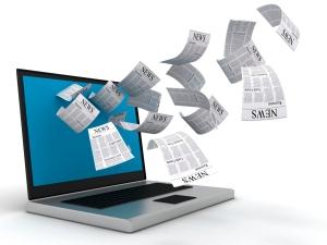 online supply chain media