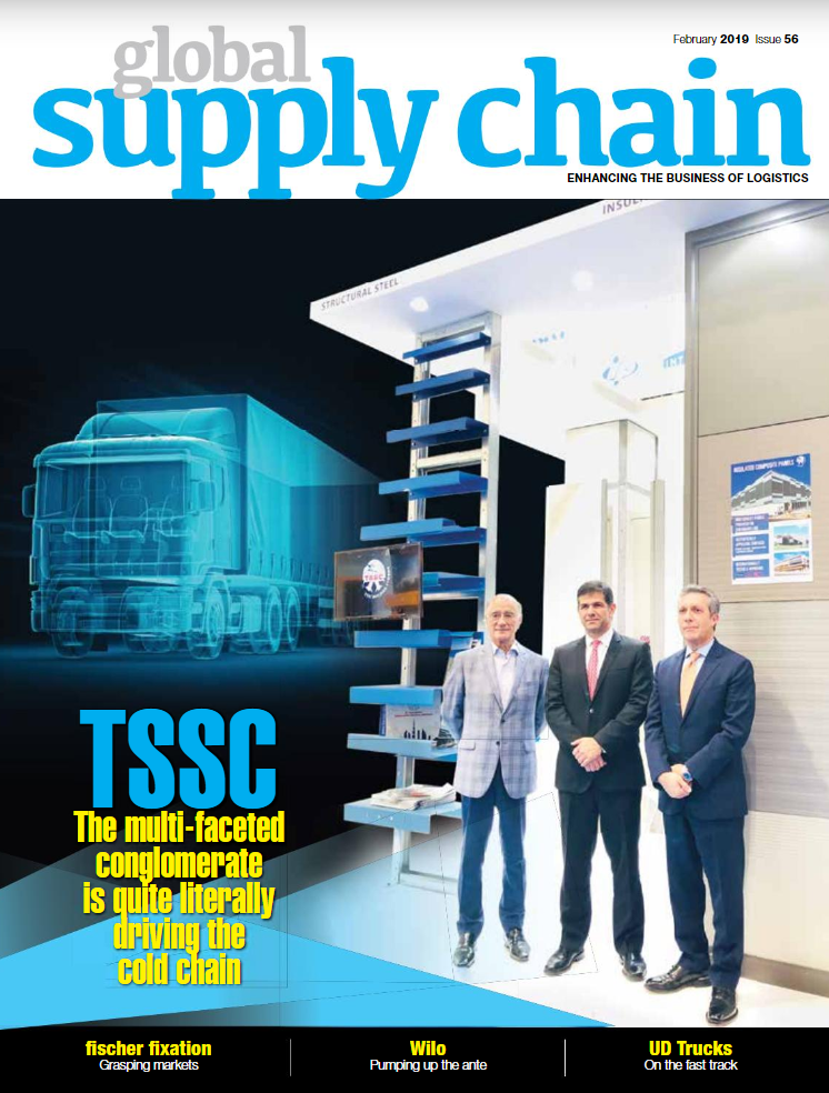 Global Supply Chain Feb 2019